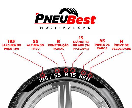 leitura do pneu